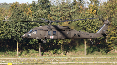 13-20600 - Sikorsky HH-60M Blackhawk - United States - US Army