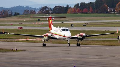 C-GVEA - Beechcraft B200 Super King Air - VIH Execujet