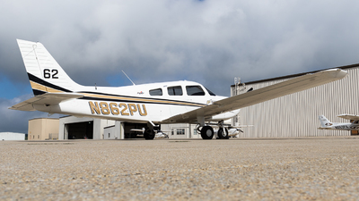 N862PU - Piper PA-28-181 Archer TX - Purdue University