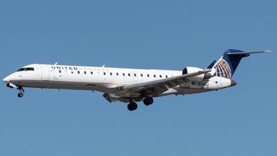 N569GJ - Bombardier CRJ-550 - United Express (GoJet Airlines)