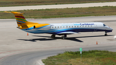 N253EC - Embraer ERJ-145LR - interCaribbean Airways