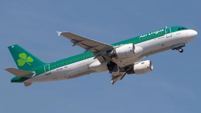 EI-GAL - Airbus A320-214 - Aer Lingus
