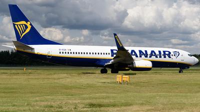 A picture of EIEGA - Boeing 7378AS - Ryanair - © Ian McGregor