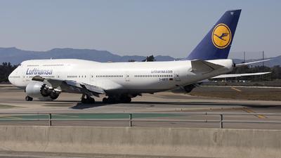 D-ABYF - Boeing 747-830 - Lufthansa