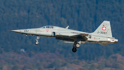 J-3097 - Northrop F-5E Tiger II - Switzerland - Air Force