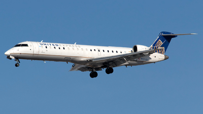 N531GJ - Bombardier CRJ-550 - United Express (GoJet Airlines)