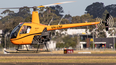 VH-LNF - Robinson R22 Beta - Private