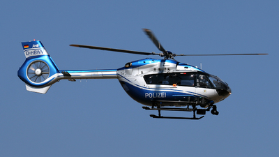D-HBWV - Airbus Helicopters H145 - Germany - Police