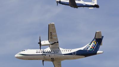 SX-OAW - ATR 42-600 - Olympic Air