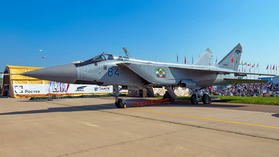 RF-95449 - Mikoyan-Gurevich MiG-31BM Foxhound - Russia - Air Force