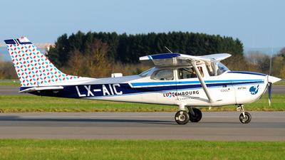 LX-AIC - Reims-Cessna F172L Skyhawk - Aerosport