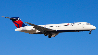 N987AT - Boeing 717-231 - Delta Air Lines