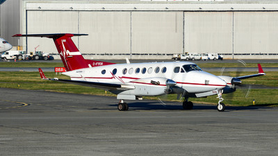 C-FYKN - Beechcraft B300 King Air 350 - Alkan Air