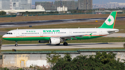 B-16202 - Airbus A321-211 - Eva Air