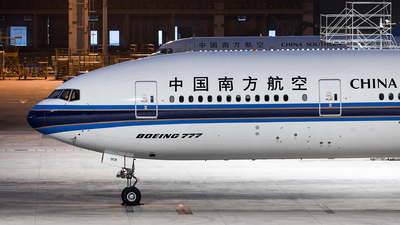 B-20CK - Boeing 777-31BER - China Southern Airlines