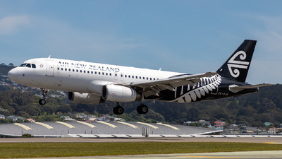 A picture of ZKOJG - Airbus A320232 - [2173] - © Steeze_NZ