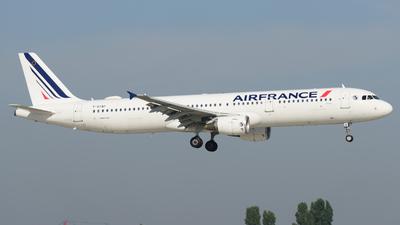 F-GTAP - Airbus A321-211 - Air France