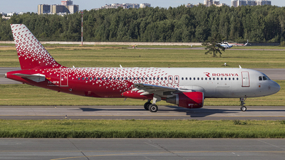 VQ-BFM - Airbus A320-214 - Rossiya Airlines