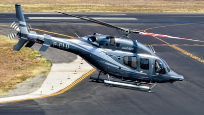 VP-CLD - Bell 429 Global Ranger - Private