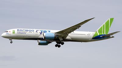 VN-A819 - Boeing 787-9 Dreamliner - Bamboo Airways