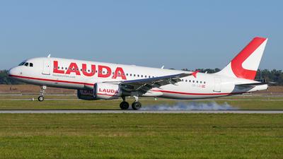 OE-LOI - Airbus A320-214 - LaudaMotion