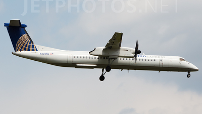 N339NG - Bombardier Dash 8-Q402 - United Express (Republic Airlines)