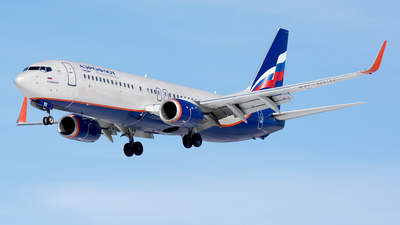A picture of VPBCD - Boeing 7378LJ - Aeroflot - © Fedor Kabanov