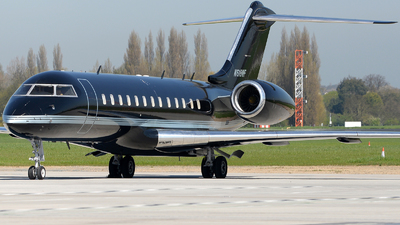 N618WF - Bombardier BD-700-1A10 Global Express - Private