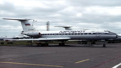 RA-65901 - Tupolev Tu-134A-3 - Komiavia