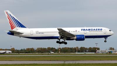 EI-UNA - Boeing 767-3P6(ER) - Transaero Airlines