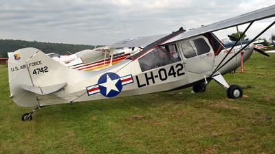 A picture of N94578 - Aeronca 7AC - [7BCM42] - © Volker Hilpert