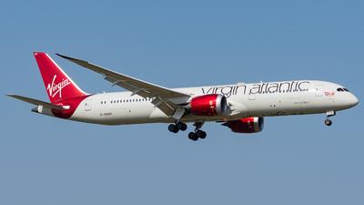 G-VAHH - Boeing 787-9 Dreamliner - Virgin Atlantic Airways