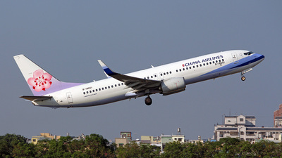 B-18651 - Boeing 737-8Q8 - China Airlines