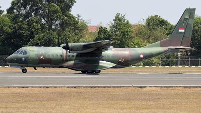 A-2904 - CASA C-295 - Indonesia - Air Force