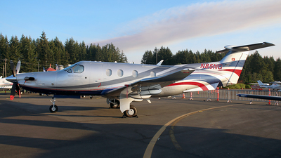 N85NG - Pilatus PC-12/47E - Private