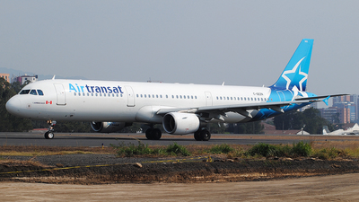 C-GEZN - Airbus A321-212 - Air Transat
