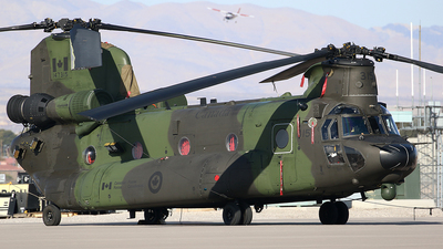 147315 - Boeing CH-47F Chinook - Canada - Royal Air Force