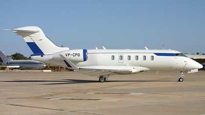 VP-CPO - Bombardier BD-100-1A10 Challenger 350 - Private