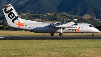 VH-TQK - Bombardier Dash 8-Q315 - Jetstar Airways (Eastern Australia Airlines)