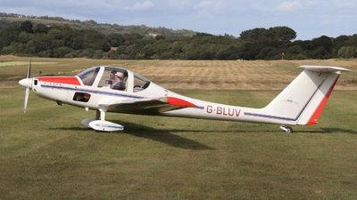 G-BLUV - Grob G109B - Private