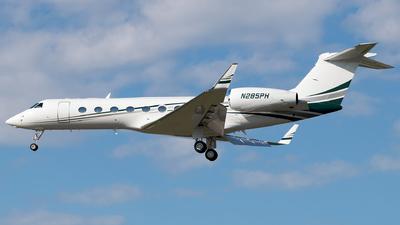 N285PH - Gulfstream G550 - Private
