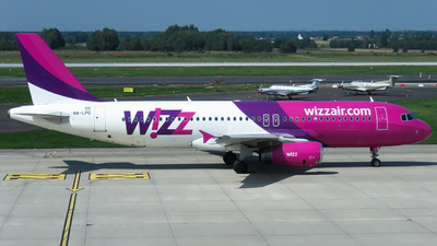 HA-LPO - Airbus A320-232 - Wizz Air