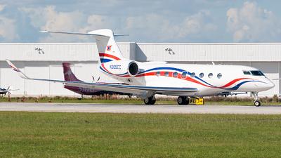 N305CC - Gulfstream G650ER - Private