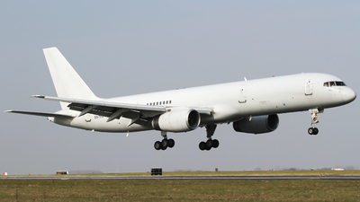 OO-TFA - Boeing 757-28A(SF) - NATO - Airborne Early Warning Force (ASL Airlines)