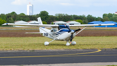 SP-GBP - Cessna 182T Skylane - Private