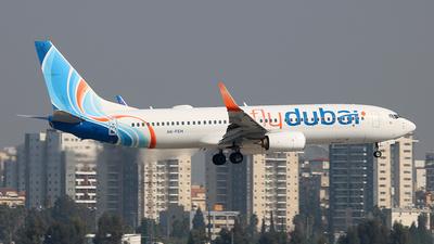 A6-FEH - Boeing 737-8KN - flydubai
