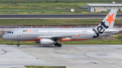 VH-VQW - Airbus A320-232 - Jetstar Airways