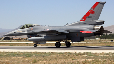 93-0008 - Lockheed Martin F-16C Fighting Falcon - Turkey - Air Force