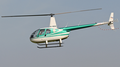 RA-1850G - Robinson R44 Raven - Private