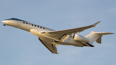 N910JG - Bombardier BD-700-2A12 Global 7500  - Private